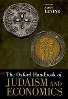The Oxford Handbook of Judaism and Economics